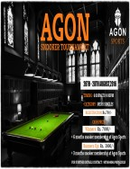 AGON SNOOKER TOURNAMENT